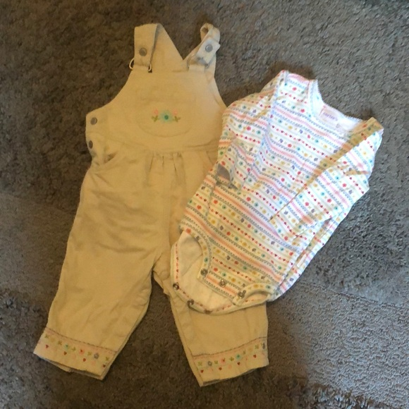 Carter's outfit for girls